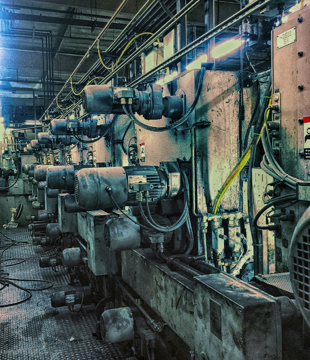Industrial Los Angeles