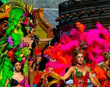 Carnival Girls