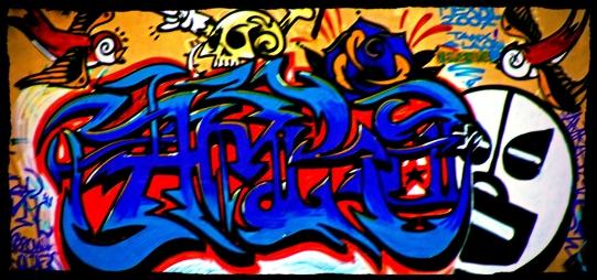 City Wash Graffiti
