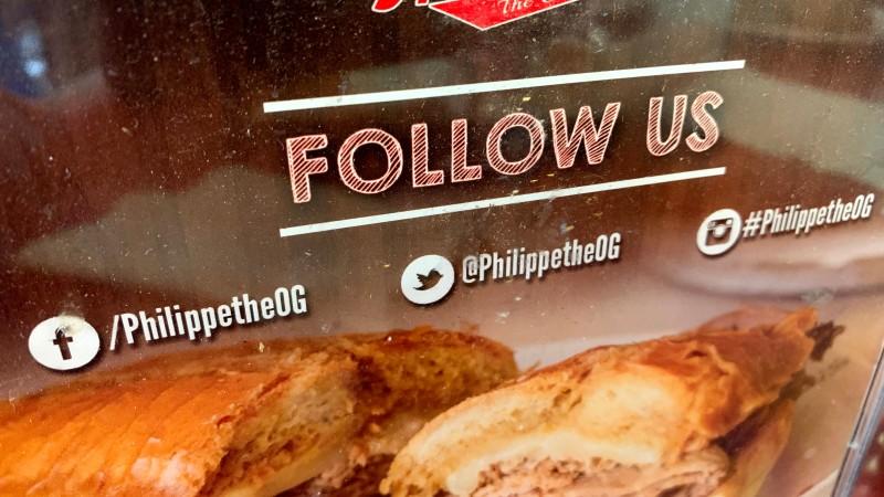 Phillippe's Delicatessen | Los Angeles |Coffeepuss
