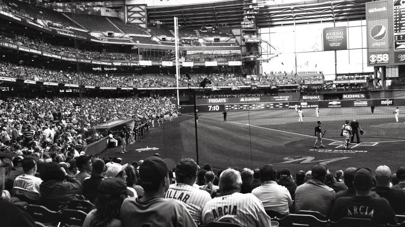 Milwaukee Baseball Chill |Coffeepuss