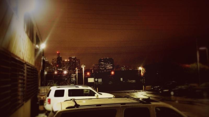 3am@Downtown L.A. |Coffeepuss