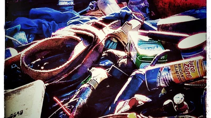 Pickup Mechanic Junk |Coffeepuss