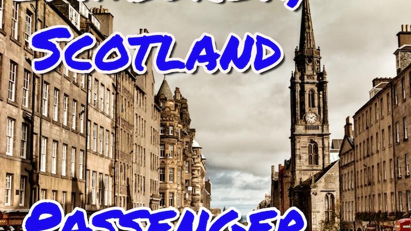 Edinburgh, Scotland | Podcast |Coffeepuss