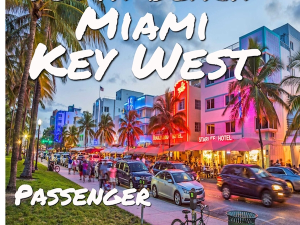 South Beach, Miami, Key West and Dolphins | Podcast |Coffeepuss