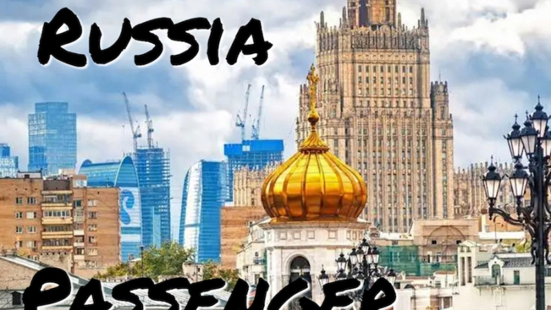 Moscow, Russia | Podcast |Coffeepuss