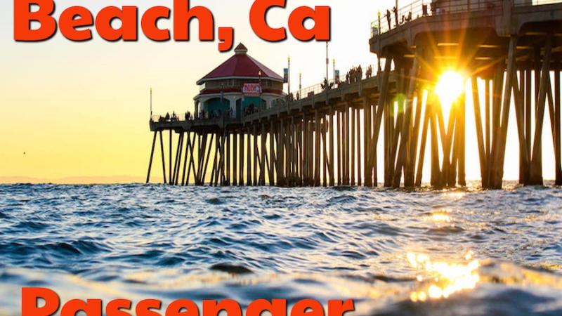 Huntington Beach, Ca. | Podcast |Coffeepuss