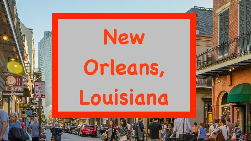 New Orleans, Louisiana | Podcast | Coffeepuss
