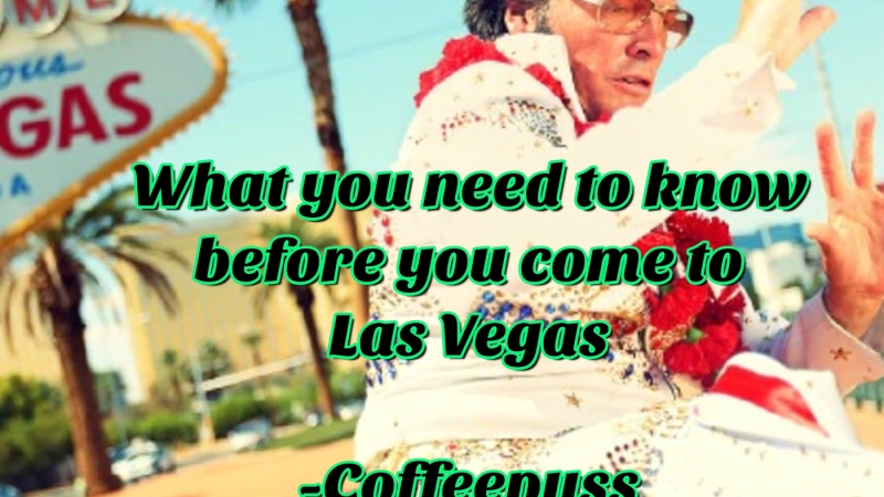 Things you need to know before you go to Las Vegas | The Passenger Podcast |Coffeepuss
